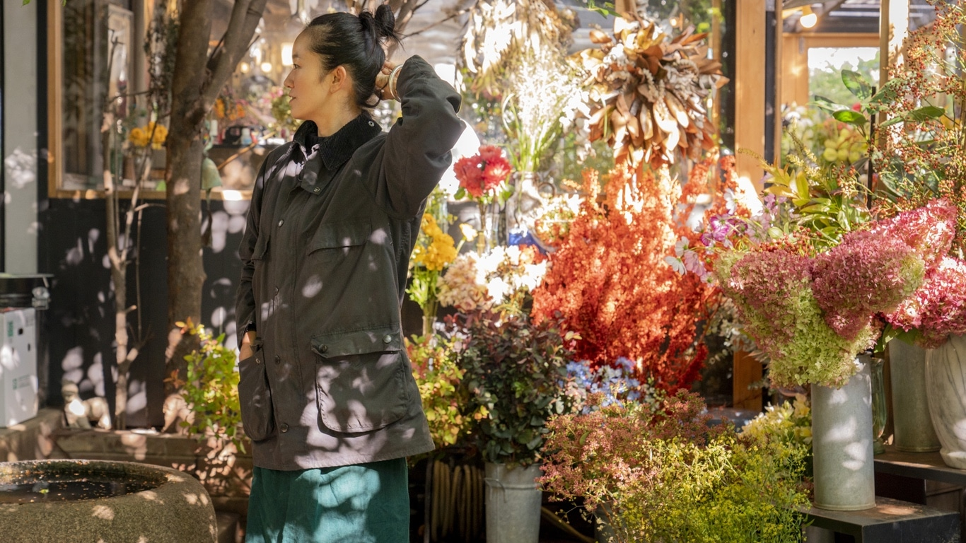 Barbour Way of Life ―バブアーのある日常―<br>THE LITTLE SHOP OF FLOWERS主宰 壱岐ゆかりさん