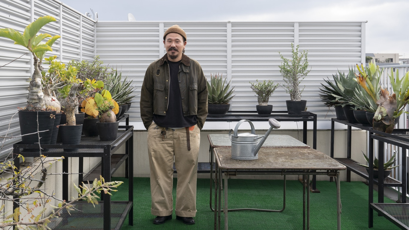 Barbour Way of Life ―バブアーのある日常― BrownBrownクリエイター 川村達郎さんの場合